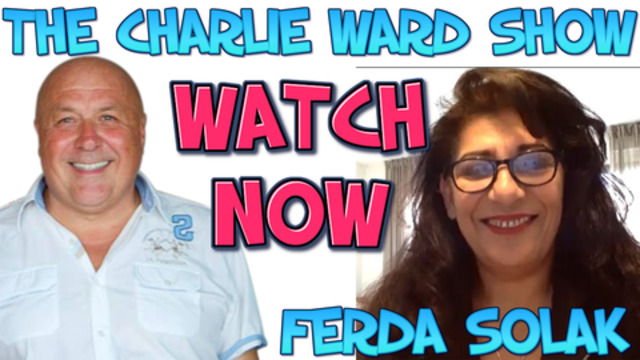 FERDA SOLAK & CHARLIE WARD UNITY OR DIVISION? 20TH JAN 2021