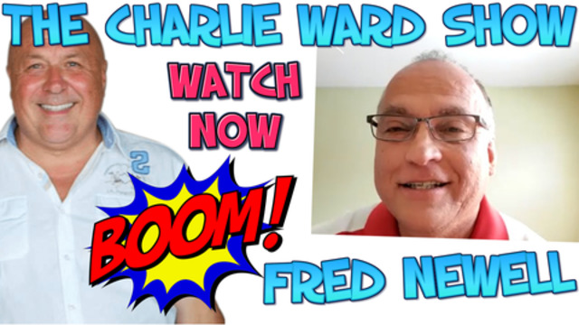 FRED NEWELL & CHARLIE WARD TALK LIN WOOD, TRUMP & MORE 4-1-2021