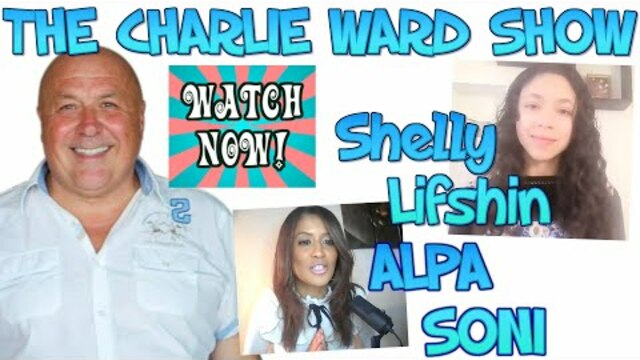JOIN ALPA SONI, SHELLY LIFSHIN WITH CHARLIE WARD 27-1-2021