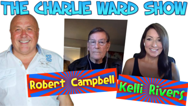 KELLI RIVERS * ROBERT CAMPBELL DISCUSS WITH CHARLIE NESARA / GESARA ,TRUMP GOVERMENT STEP DOWN 16-1-2021