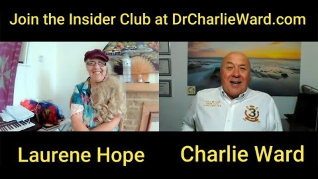 Laurene Hope Discusses the Latest Updates with Charlie 23-1-2021