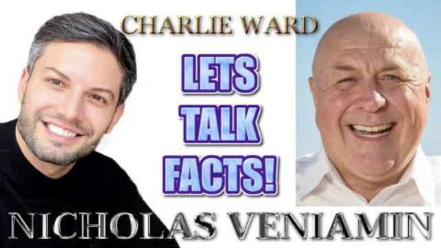 NICHOLAS VENIAMIN WITH CHARLIE WARD TALK FACTS! 22-1-2021