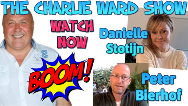 PETER BIERHOF & DANIELLE SPEAK TO CHARLIE EXPOSURE & CONFLICT,TRUMP, 5D & MORE – WATCH NOW 7-1-2021