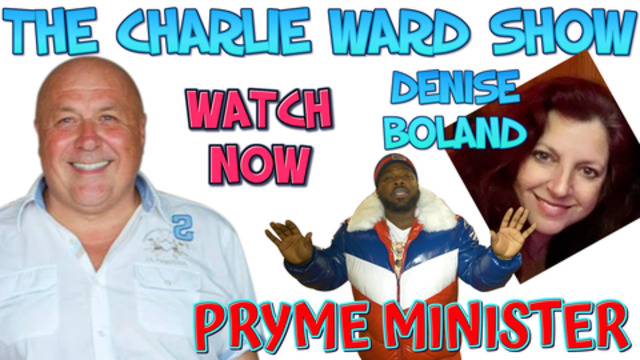 PRYME MINISTER DENISE BOLAND WITH CHARLIE WARD THE TRUTH TO Q & ANON & WHATS TO COME 22-1-2021