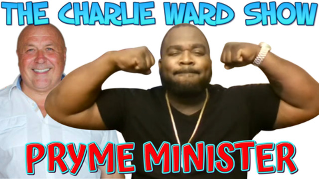 PRYME MINISTER & FRIENDS TALK WITH CHARLIE WARD LIFE CHANGING HEMP 9-1-2021