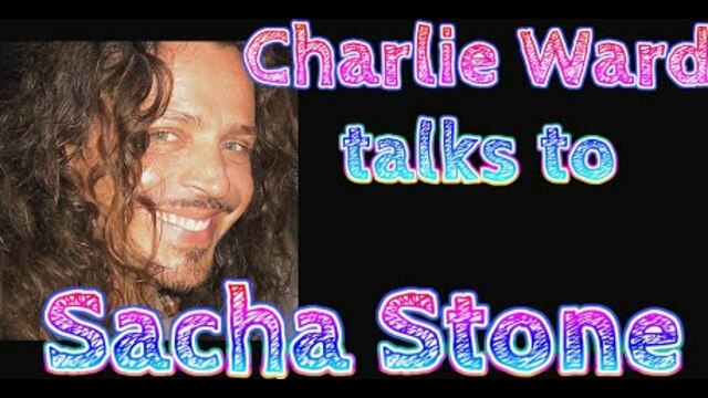 SACHA STONE TALKS TO CHARLIE WARD 25-1-2021