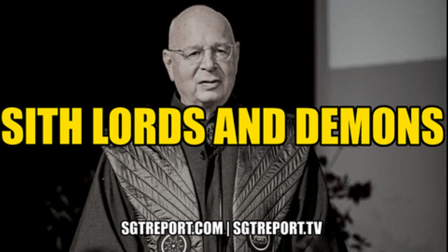 SITH LORDS AND DEMONS 31-1-2021