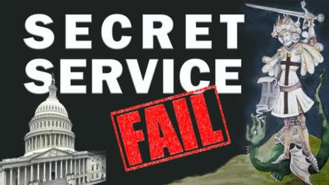 Secret Service Fail At Capitol Before Inauguration 27-1-2021