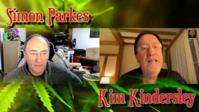 Simon Parkes & Kim Kindersley 29-1-2021