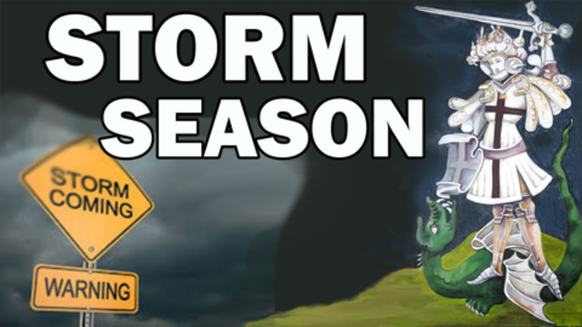 Storm Season Has Begun 19-1-2021