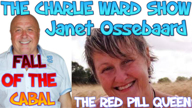 THE ONE AND ONLY RED PILL QUEEN JANET OSSEBAARD & CHARLIE WARD – MUST WATCH 12-1-2021