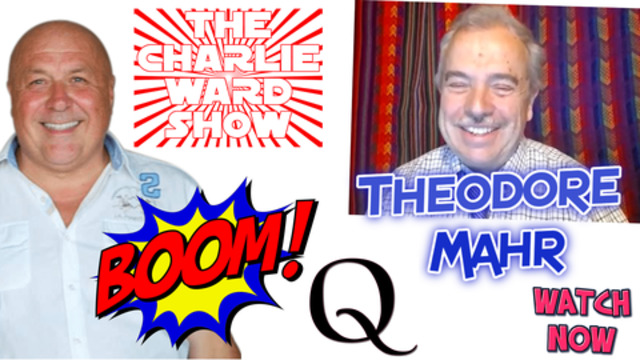 THEODORE MAHR , Q & CHARLIE WARD TALK QFS, CONSCIOUSNESS, FREQUENCY & MORE – NOT TO BE MISSED! 4-1-2021