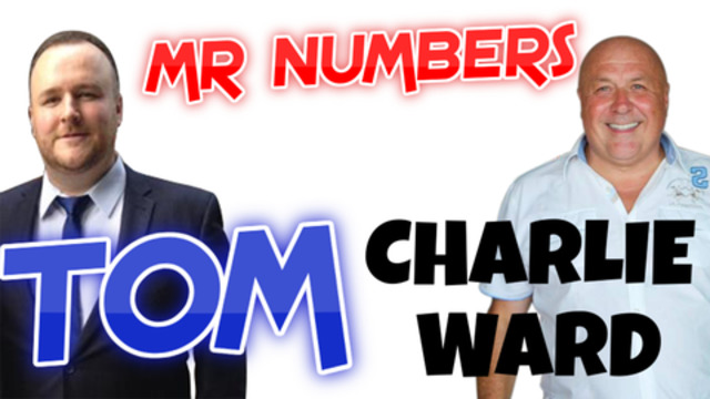 TOM NUMBERS & CHARLIE WARD NUMEROLOGY & THE RV 19-1-2021