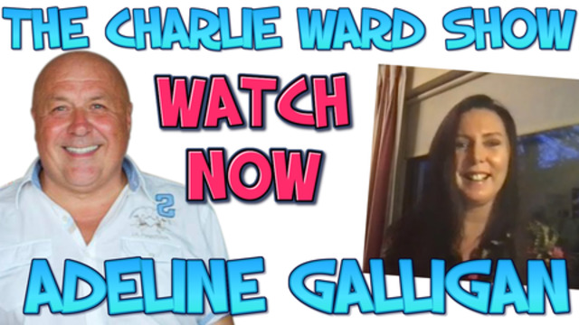 WATER IS LIFE WITH ADELINE GALLIGAN & CHARLIE WARD 22-1-2021