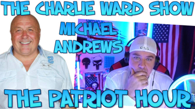 WHAT THE MEDIA WON'T TELL YOU! WITH PATRIOT HOUR & CHARLIE WARD. 12-1-2021