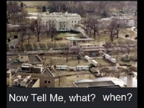 2/01/2021 – Are people getting arrested at the White House? The Butterfly Effect is You! 2-1-2021