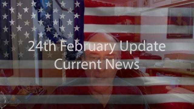 24th February Update Current News 25-2-2021
