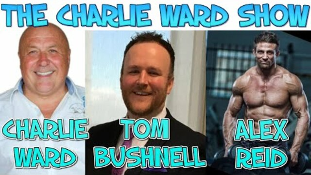 ALEX REID, TOM NUMBERS JOIN CHARLIE WARD DON'T MISS THIS! 2-2-2021