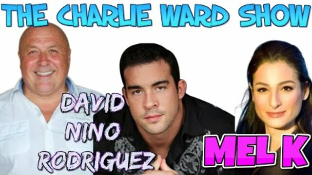 ANOTHER WEEK WITH MEL K , DAVID RODRIGUEZ & CHARLIE WARD 1-2-2021