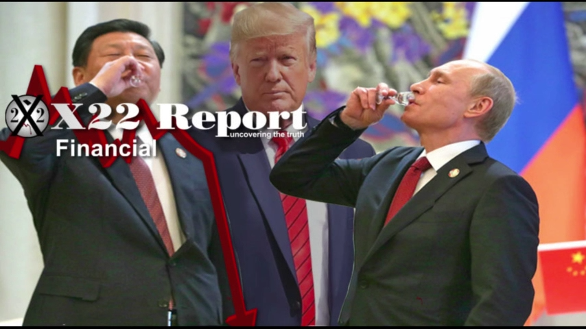 Are Putin And Xi Working With Trump? Are They Taking On The [CB]? – Episode 2403a 13-2-2021