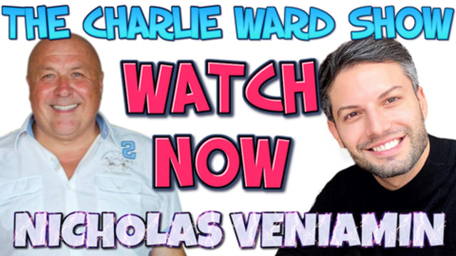 CHARLIE DISCUSSES LATEST UPDATES WITH NICHOLAS VENIAMIN 19-2-2021
