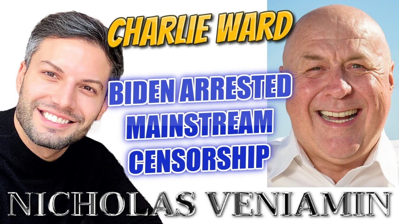 Charlie Discusses Latest Updates Updates with Nicholas Veniamin 5-2-2021