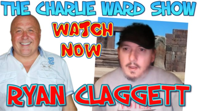 DISCUSSIONS WITH RYAN CLAGGETT & CHARLIE 10-2-2021
