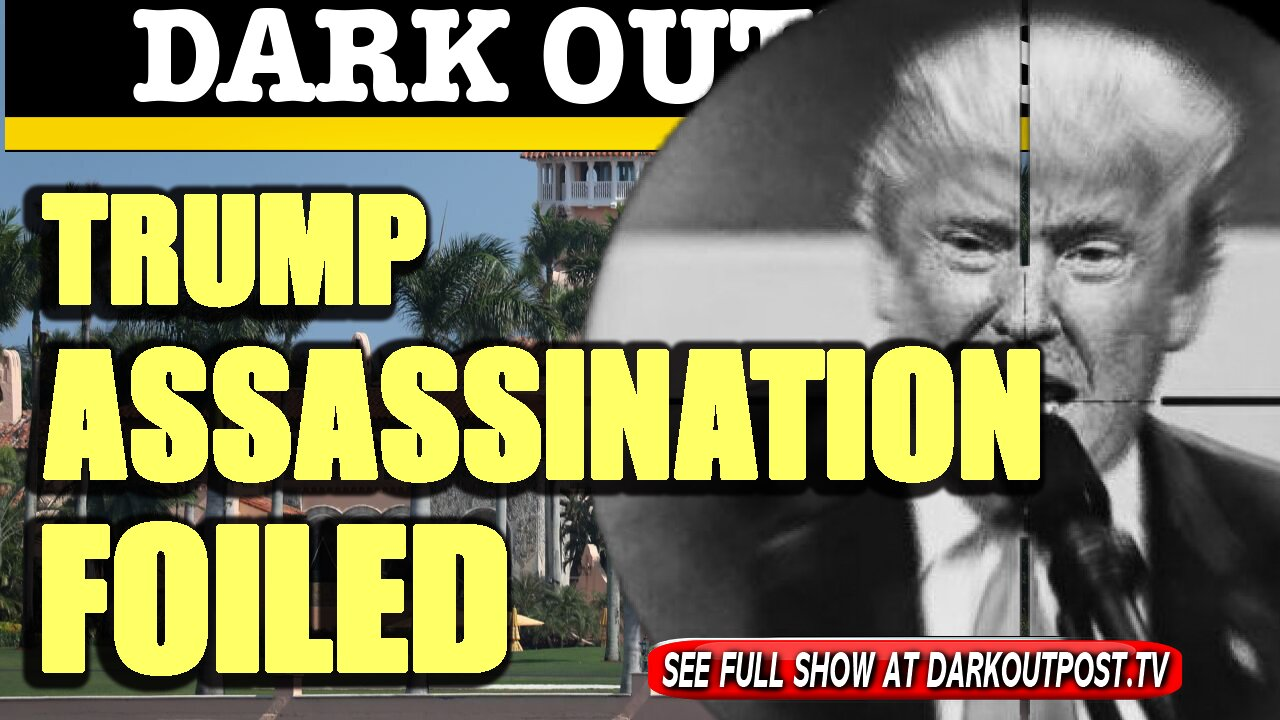 Dark Outpost 02-01-2021 Trump Assassination Foiled 1-2-2021