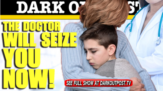 Dark Outpost 02-26-2021 The Doctor Will Seize You Now! 27-2-2021