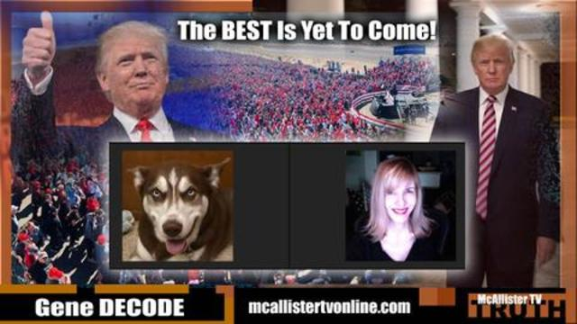 GENE DECODE! Military Control! Satanic DRACO Bloodlines! The BEST IS YET 2 COME! 3-2-2021