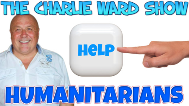 HUMANITARIANS FOR THE FUTURE WITH CHARLIE WARD 16-2-2021
