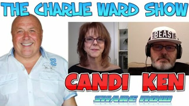 IT'S GOING TO BE BIBLICAL! WITH KEN , CANDI & CHARLIE WARD 3-2-2021