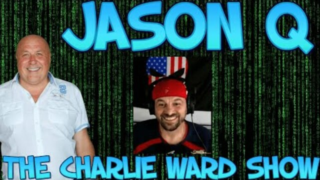 JASON Q EXPOSURE WITH NUMBERS WITH CHARLIE WARD 26-2-2021
