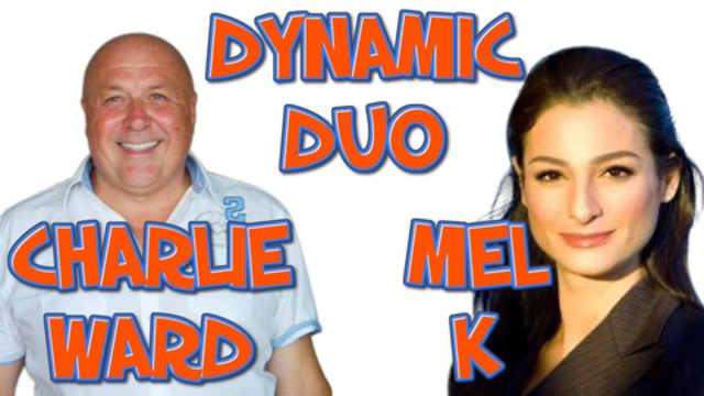 JOIN IS FOR ANOTHER WEEK WITH MEL K & CHARLIE WARD 9-2-2021