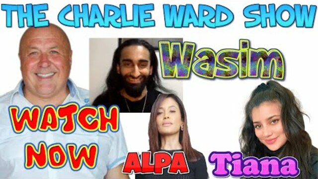 JOIN THE ROUND TABLE WITH ALPA , WASIM, TIANA & CHARLIE 3-2-2021