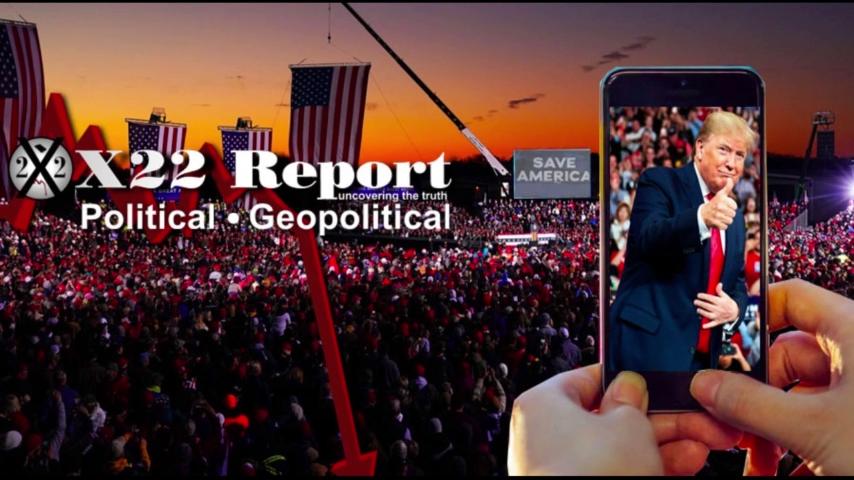 No Such Agency, Trump's Great Awakening, Nothing Can Stop This, Stage Is Being Set – Episode 2412b 23-2-2021