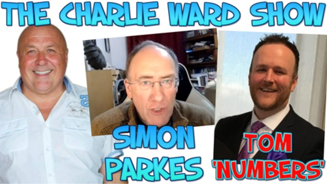 Numbers with Simon Parkes, Tom Sidney Bushnell & Charlie Ward 11-2-2021