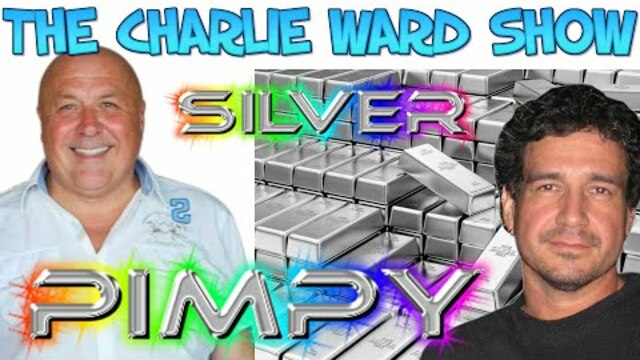 Pimpy & Charlie discuss Silver Silver Silver! They love silver! 1-2-2021