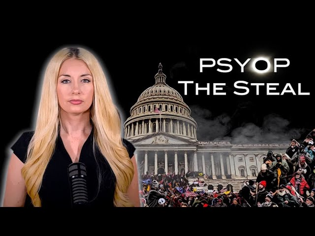 Premiere Watch Party: PSYOP THE STEAL 24-2-2021