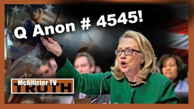 Q ANON 4545! DS DEATH TOLL RISING! High SNARK Content! The Invisible Enemy! 22-2-2021
