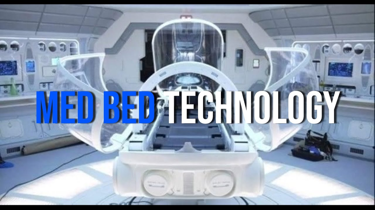 Quantum Med Bed Technology | Could this be in our near future?