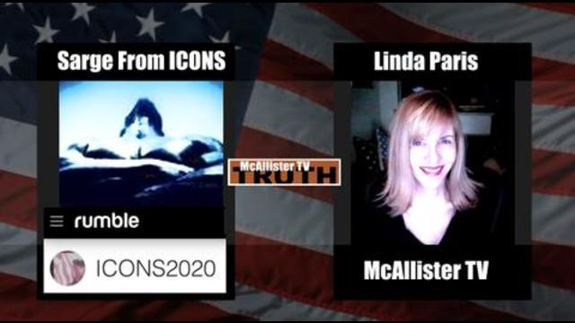 SARGE From ICONS (Part 2) REPTILIANS! ACTORS! Enjoy The SHOW! Who's PLAYING Who? 12-2-2021