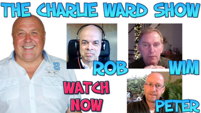 Shake up of our 3D reality the round table with Charlie Ward 16-2-2021