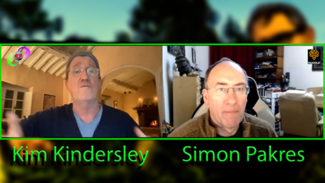 Simon Parkes & Kim Kindersley 19th February Update 19-2-2021