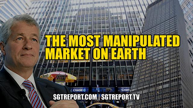 THE MOST MANIPULATED & UNDERVALUED MARKET ON EARTH 3-2-2021