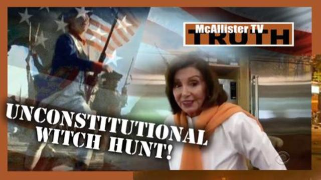 The UNCONSTITUTIONAL IMPEACHMENT Will BLOW UP In Their FACES! 11-2-2021