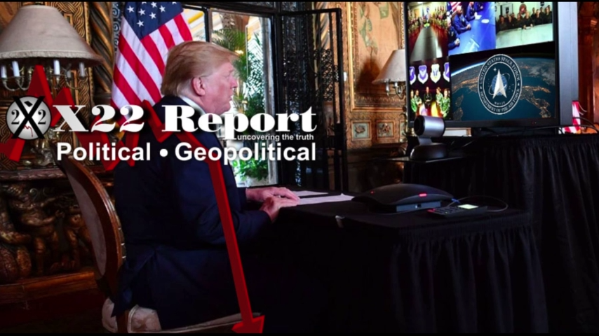 The Pandemic Was The Cover,MI & No Such Agency Are The Key,POTUS & Patriots Are The Stone – Episode 2407b 17-2-2021
