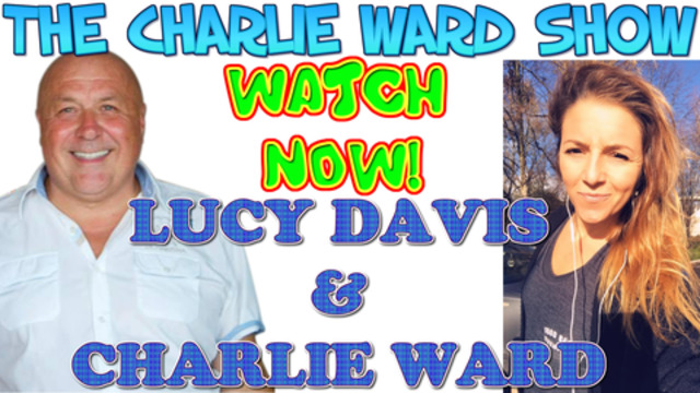 To Love is to Heal with Lucy Davis & Charlie Ward 12-2-2021