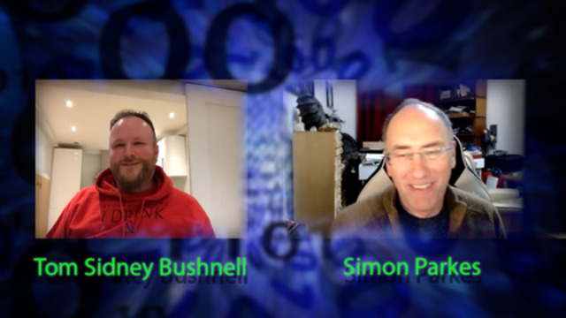 Tom Sidney Bushnell And Simon Parkes 18th February 2021
