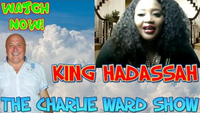WILL THEY WAKE UP FROM THEIR SLUMBER WITH KING HADASSAH OFFICAL & CHARLIE WARD 25-2-2021